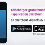 Application iPhone & iPad : Carrefour Fidélité