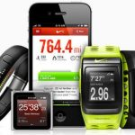 Nike+ GPS sur iPhone