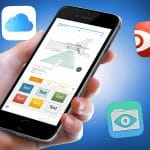 Application Office sur iPhone